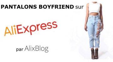 Des pantalons style boyfriend bon marché pour femme – Guide d'achat 2016 sur AliExpress