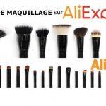 Comparatif des brosses de maquillage bon marché sur AliExpress (type SIGMA, Zoeva, NARS, MAC, Urban, Decay, Eco Tools, …)