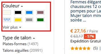 couleur tacon FRA