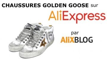 Golden Goose sur AliExpress