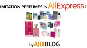 Are there any imitation perfumes in AliExpress?