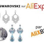 Guide d'achat de bagues, boucles d'oreilles, pendentifs et bracelets type Swarovski sur AliExpress