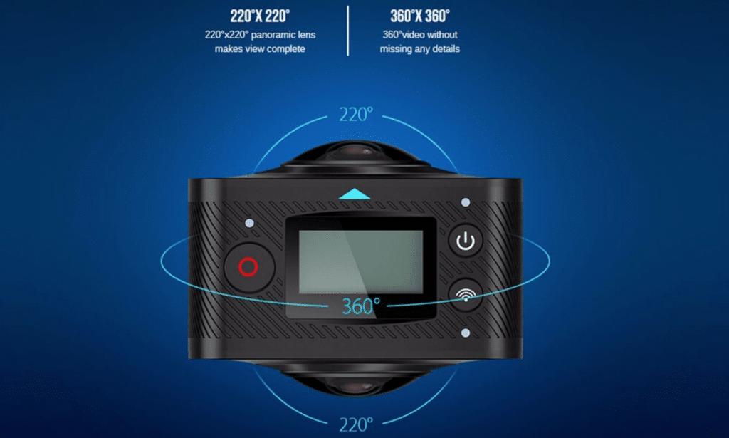Camara 360º precio economico en AliExpress