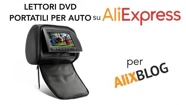 Lettori DVD portatili per auto su aliexpress