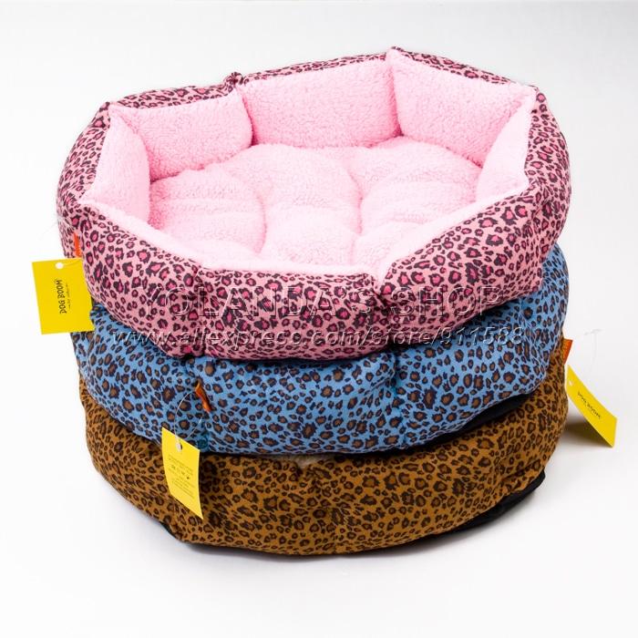 accesorios gato cama estampada