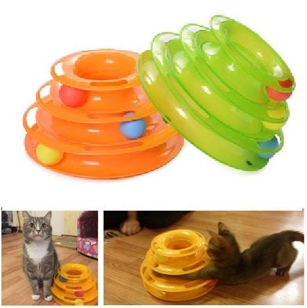 accesorios gato juguete interactivo