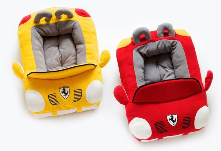 accesorios perro cama coche