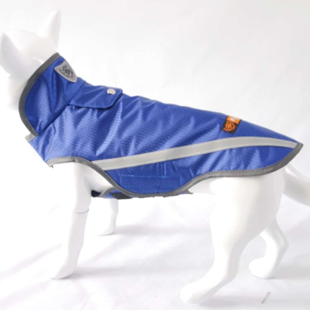 accesorios perro chubasquero