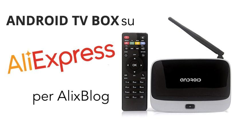 android tv box AliExpress