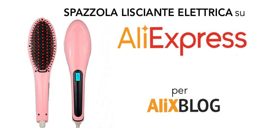 electric straightner aliexpress