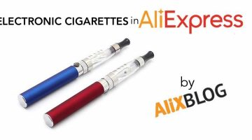 How to get the best deals for electronic cigarettes in AliExpress: prices, opinions…