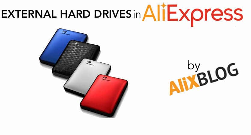 hard drives on aliexpress