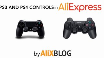 Controller PS3 e PS4: Guida all'acquisto dei controller per PlayStation scontati su AliExpress