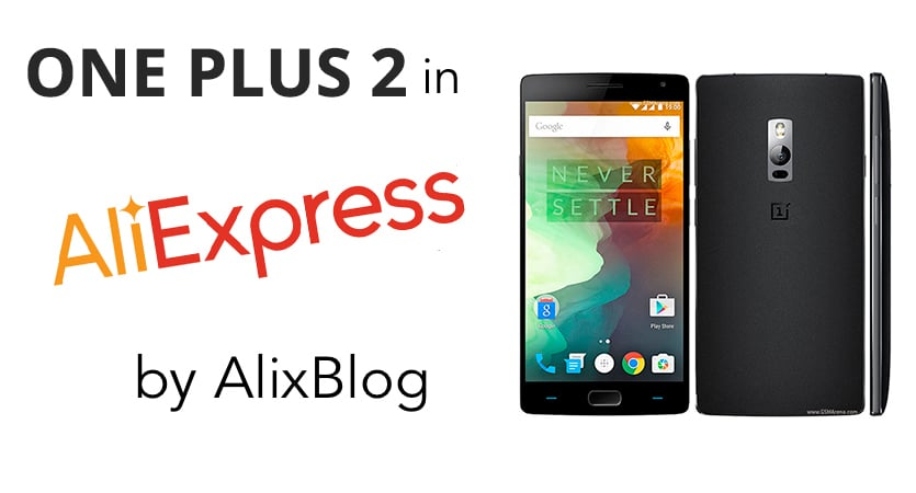 oneplus 2 aliexpress