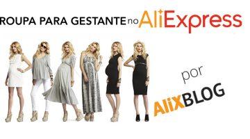 Melhores vendedores e conselhos para comprar roupa para gestante barata no AliExpress