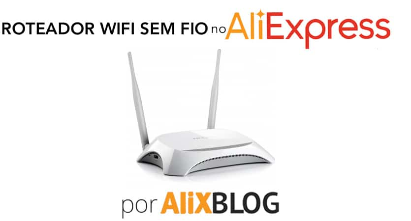 router-wifi-aliexpress no aliexpress