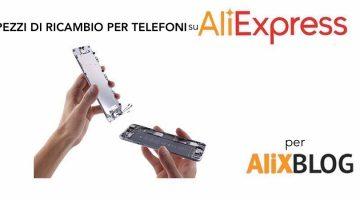 Pezzi di ricambio per telefoni cellulari: schermi, pezzi per iPhone, Samsung e altre marche
