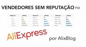 Vendedores sem reputação e Lojas Express do AliExpress: é ruim comprar nessas lojas?