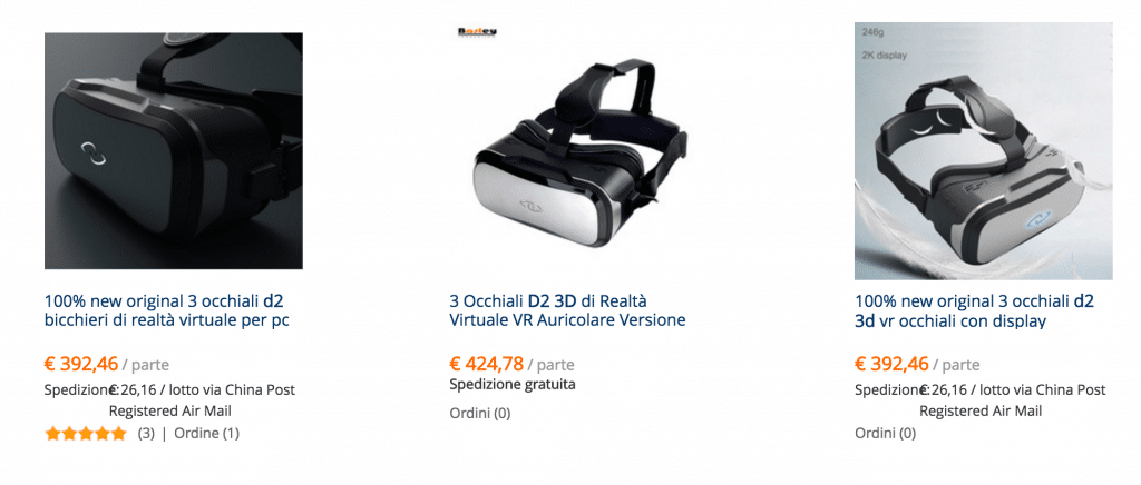 virtual gafas ITA