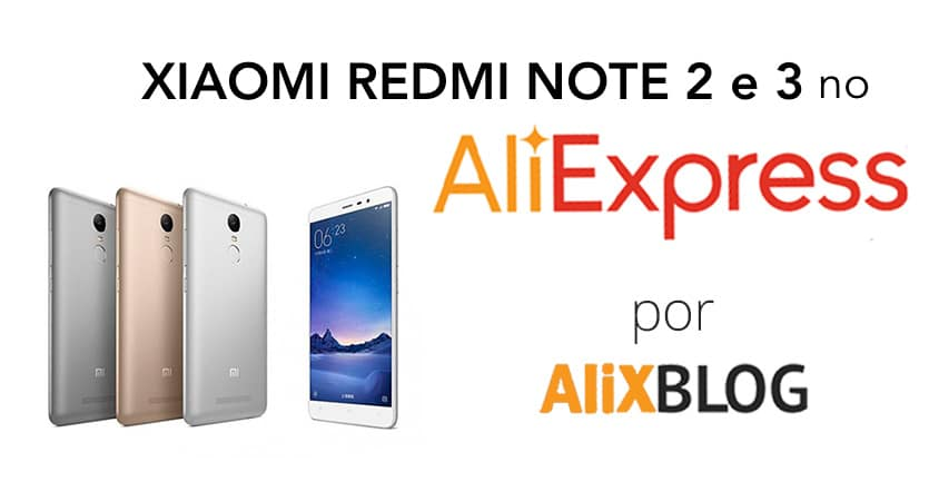 xiaomi-redmi-note-2 no aliexpress
