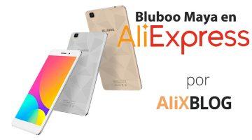 Bluboo Maya: características, análisis y guía para comprarlo muy barato en AliExpress