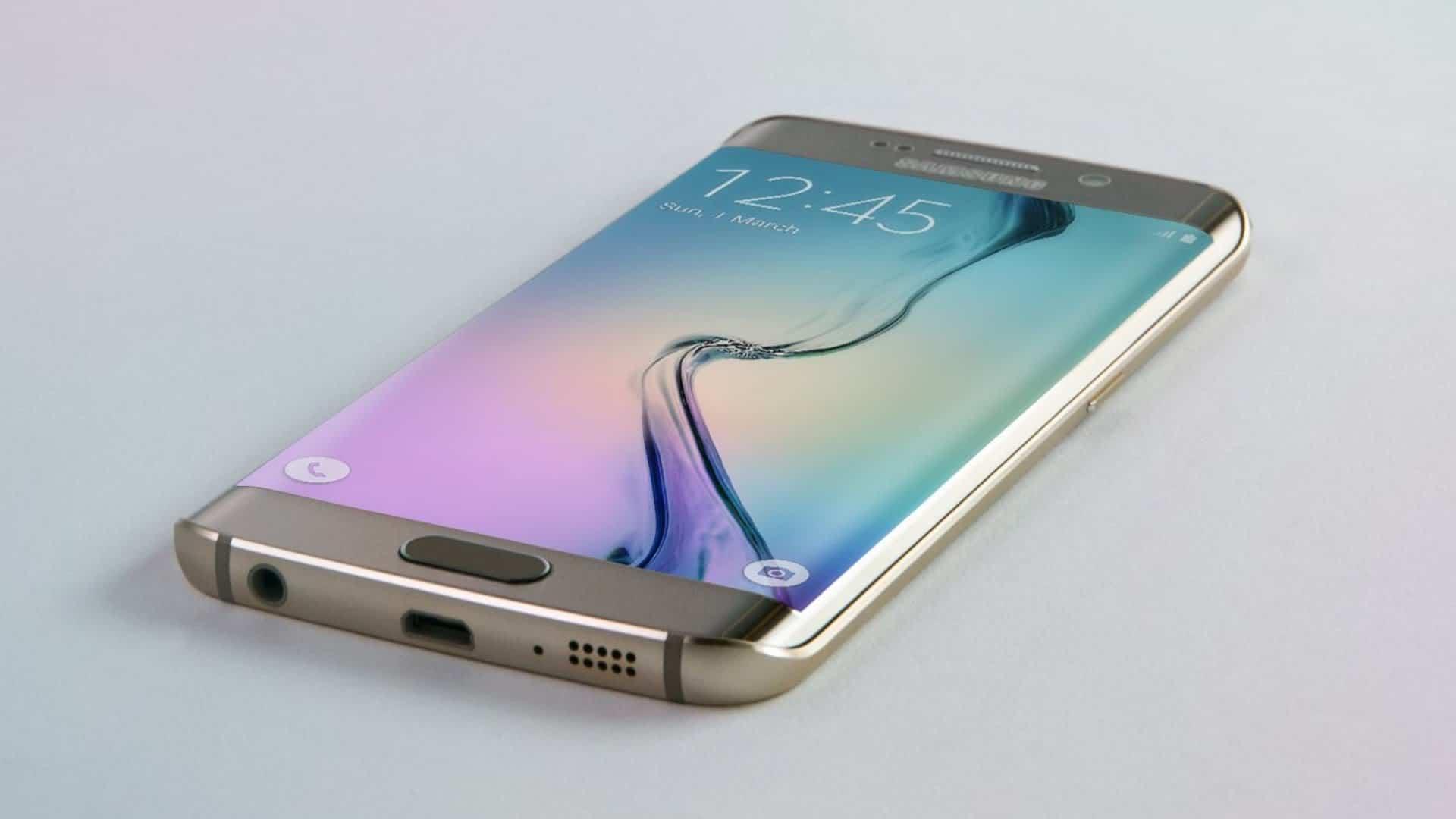 Samsung Galaxy S6 Plus buena calidad