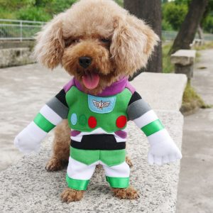 Toy Story Halloween Costumes For Dogs