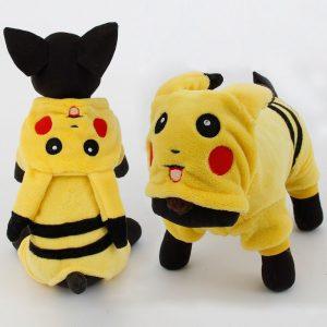disfraz pokemon