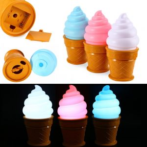 lampara helado