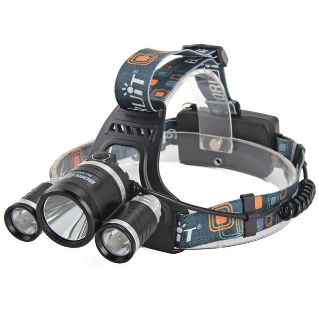lanternas potentes e de qualidade