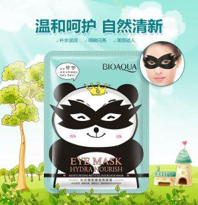 mascara contorno ojos panda