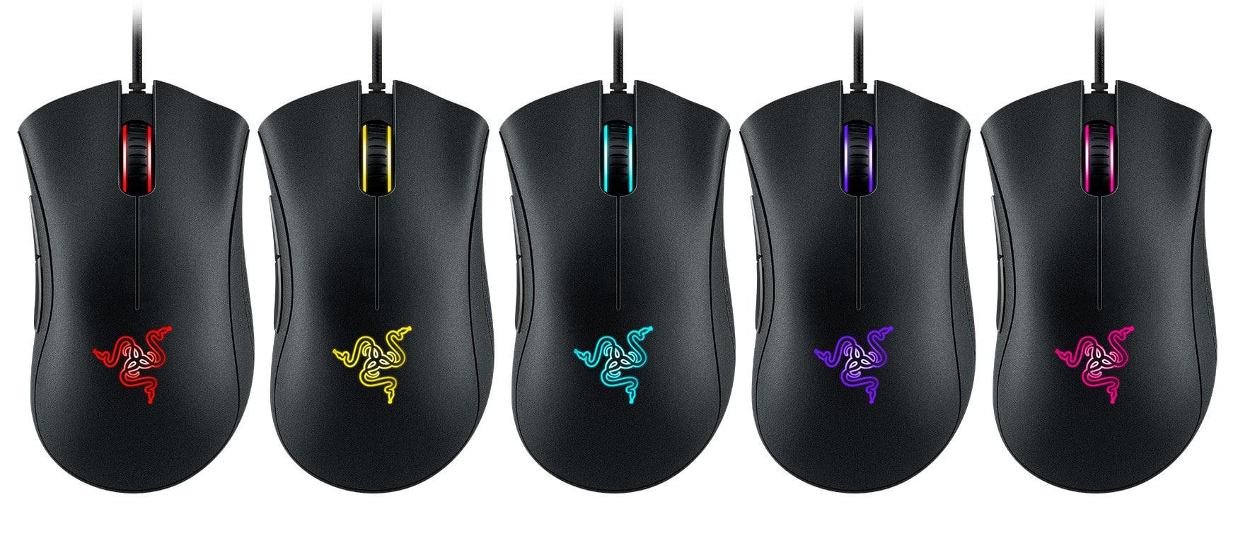 ratones gaming baratos para zurdos