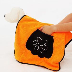 toalla perro