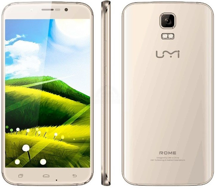 Comprar Umi Rome smartphone
