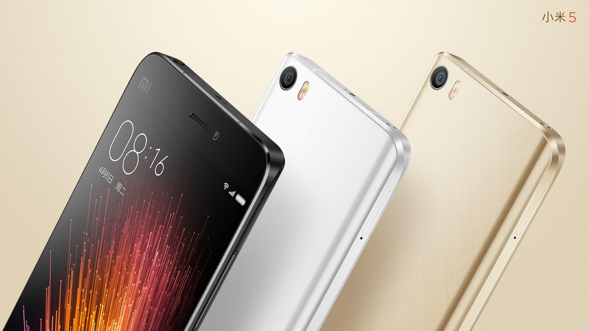Xiaomi Mi5 Pro a la venta online