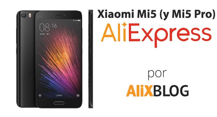 Xiaomi mi5 y mi5 pro barato en aliexpress analisis y opiniones