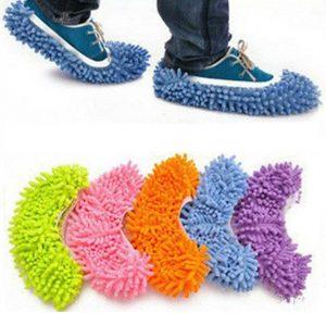 zapatillas limpia polvo