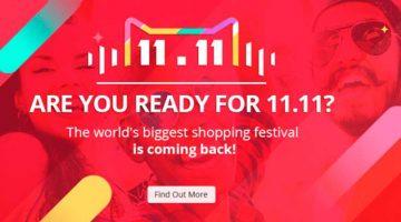 Le 11.11 est de retour sur AliExpress ! Liste des remises intéressantes