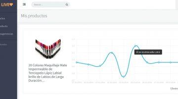 Nueva herramienta: AlixBlog Live, panel personal para controlar precios de AliExpress