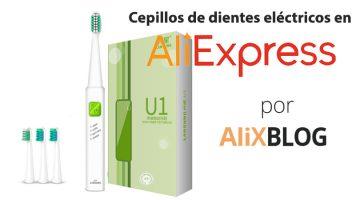 Cepillos de dientes eléctricos en AliExpress – Guía completa 2017