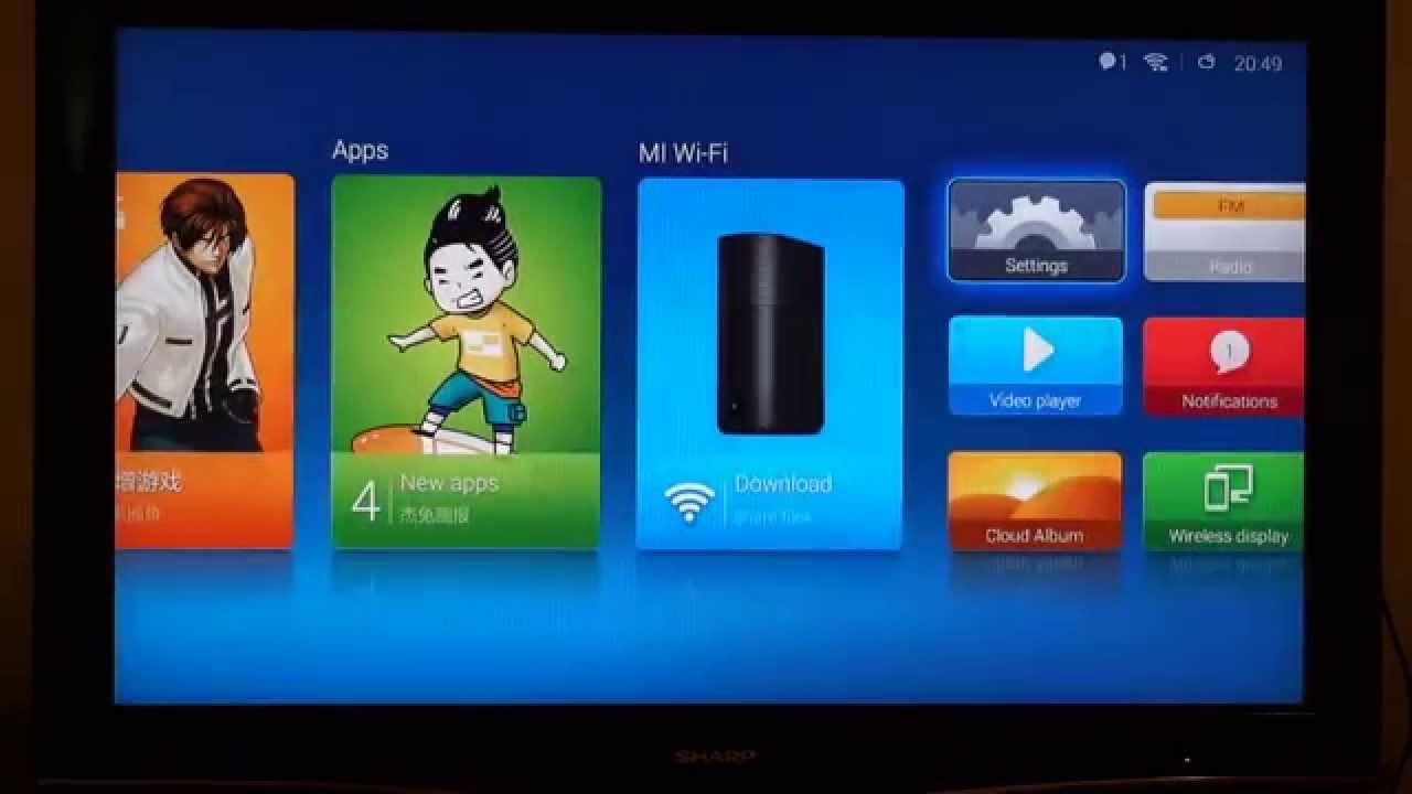 comprar Xiaomi Mi TV 4K barato online