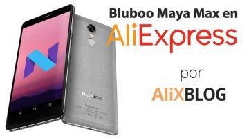 Bluboo Maya Max bueno y barato online