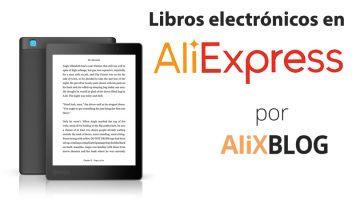 Cómo comprar un libro electrónico estilo Kindle barato en AliExpress