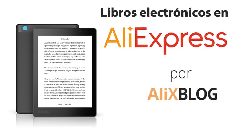 comprar ebook chino y kindle barato