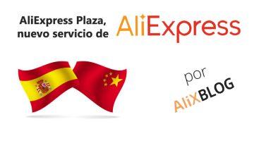 comprar en AliExpress Plaza barato chino y buena calidad
