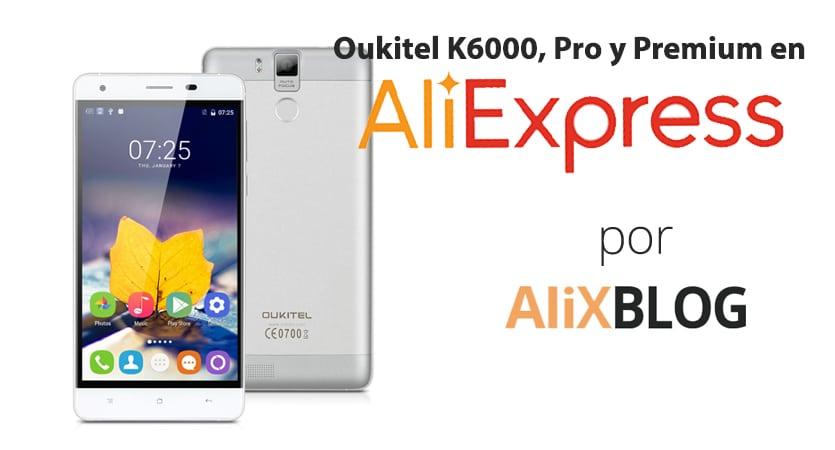 mejor precio Oukitel Pro chino en AliExpress