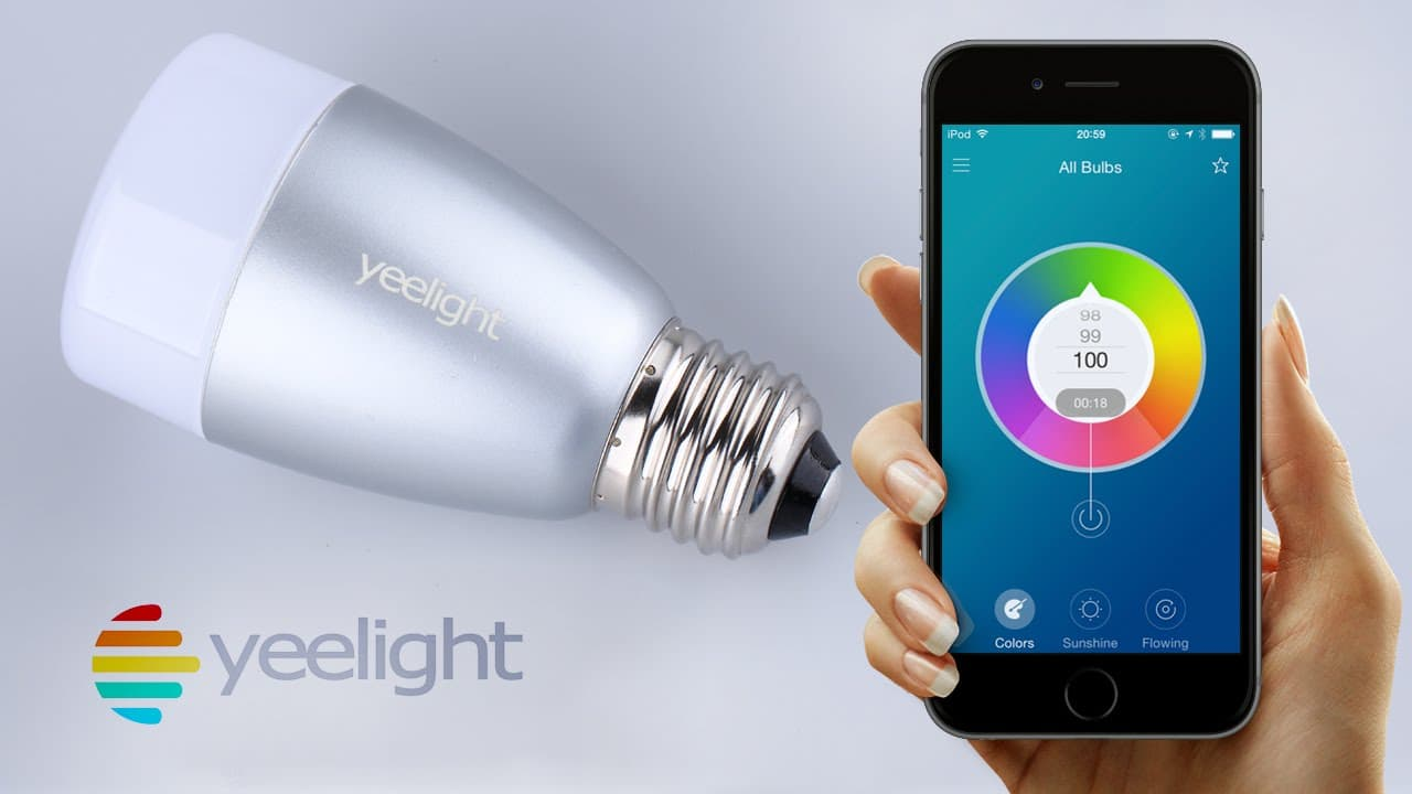 Xiaomi Yeelight melhor preço