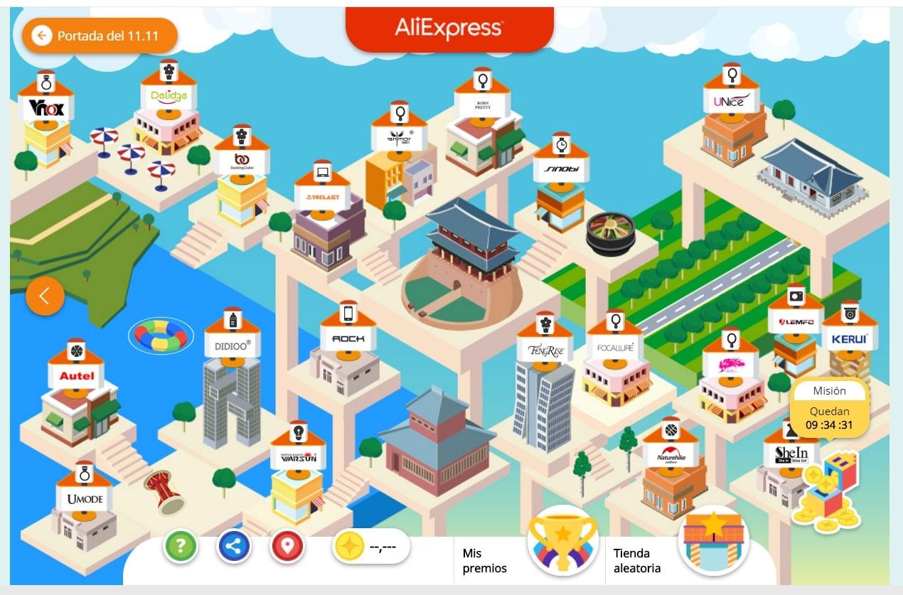 juegos cupones descuentos barato AliExpress