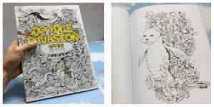 doodle-invasion-libro-para-colorear-estres-adultos-aliexpress