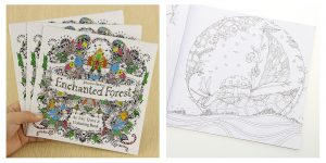 enchanted-forest-libro-para-colorear-estres-adultos-aliexpress